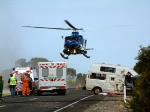 Sharon Meler Killed, 3 Injured in Crash on Old Woman Springs Road at Terra Vista Road (Yucca Valley, CA)