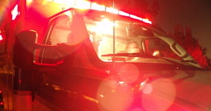 1 Person Arrested after Pursuit Crash on Highway 118 near Center School Road [Camarillo, CA]
