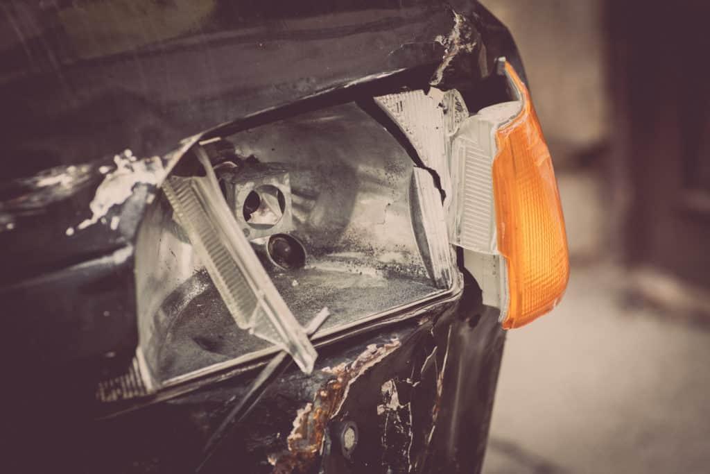 2 Injured in Head-On Crash near Weott [Humboldt County, CA]