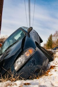 MAGALIA, CA – Woman and Toddler Injured in Solo-Car Crash on Pentz Road
