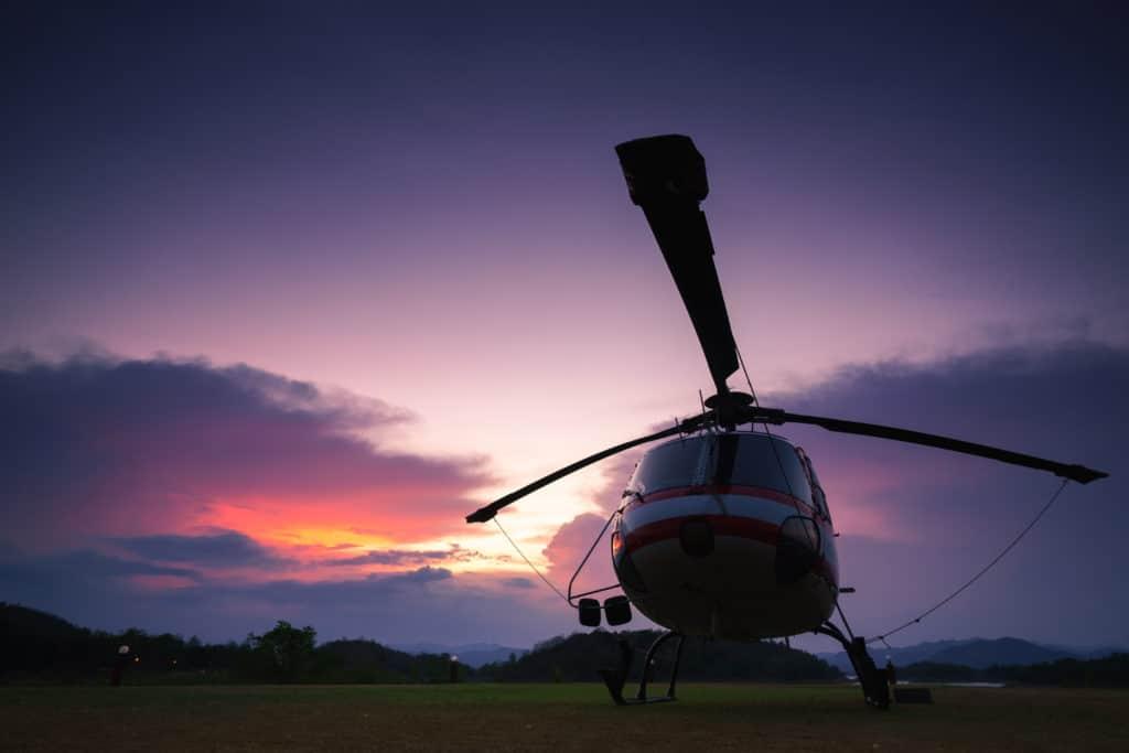 Colusa County Helicopter Crash Kills Bill Vann and Susie Vann [Colusa County, CA]