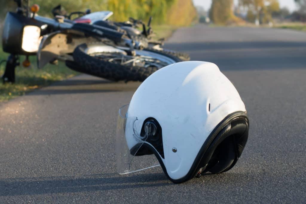 Deputy Involved in Motorcycle Crash on 105 Freeway [Lynwood, CA]