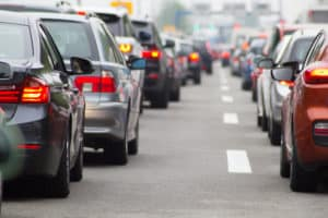 Injuries Sustained in Multi-Vehicle Crash on 215 Freeway [San Bernardino, CA]