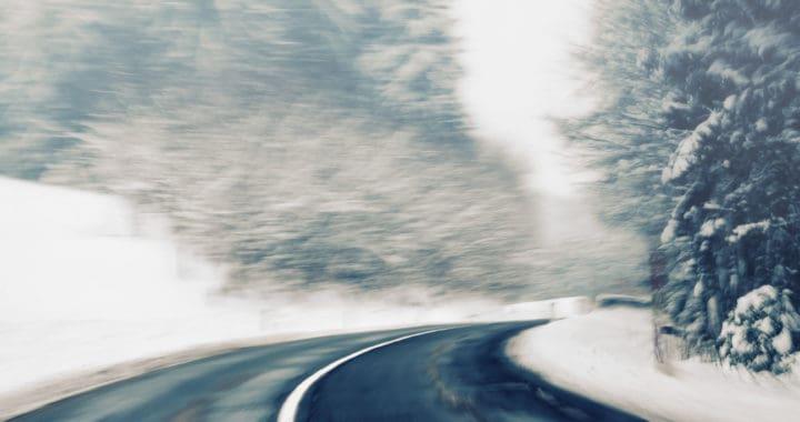 Crashes Occurred Due to Winter Season on Highway 119 [Mason County, WA]