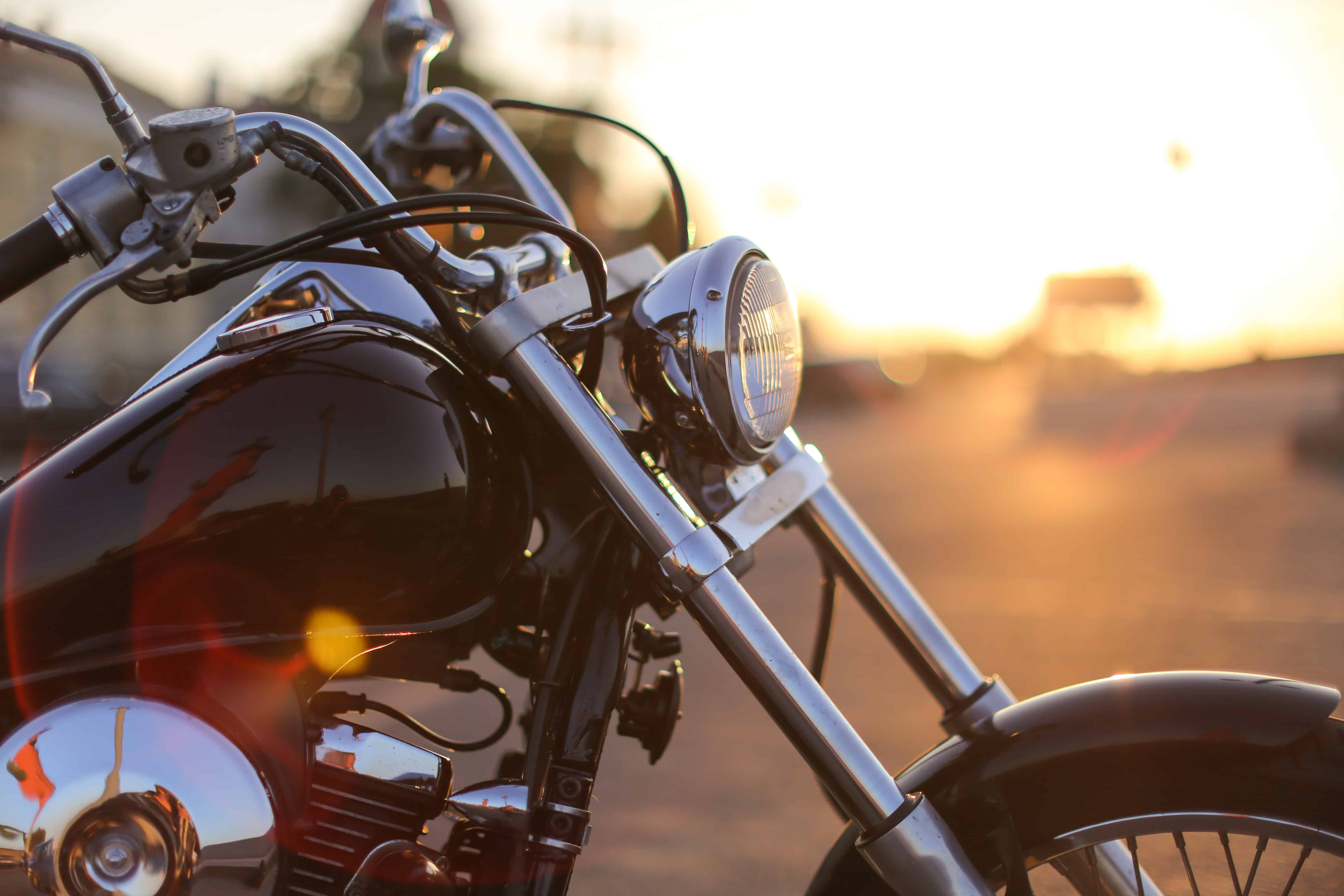 1 Hurt in Motorcycle Accident on West Broadway Street and L Street [Needles, CA]
