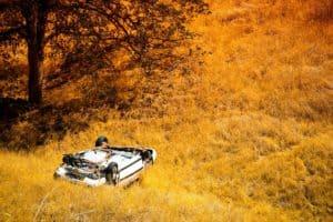 1 Killed in Single-Car Collision on Highway 20 near Walker Ridge Road [Lake County, CA]