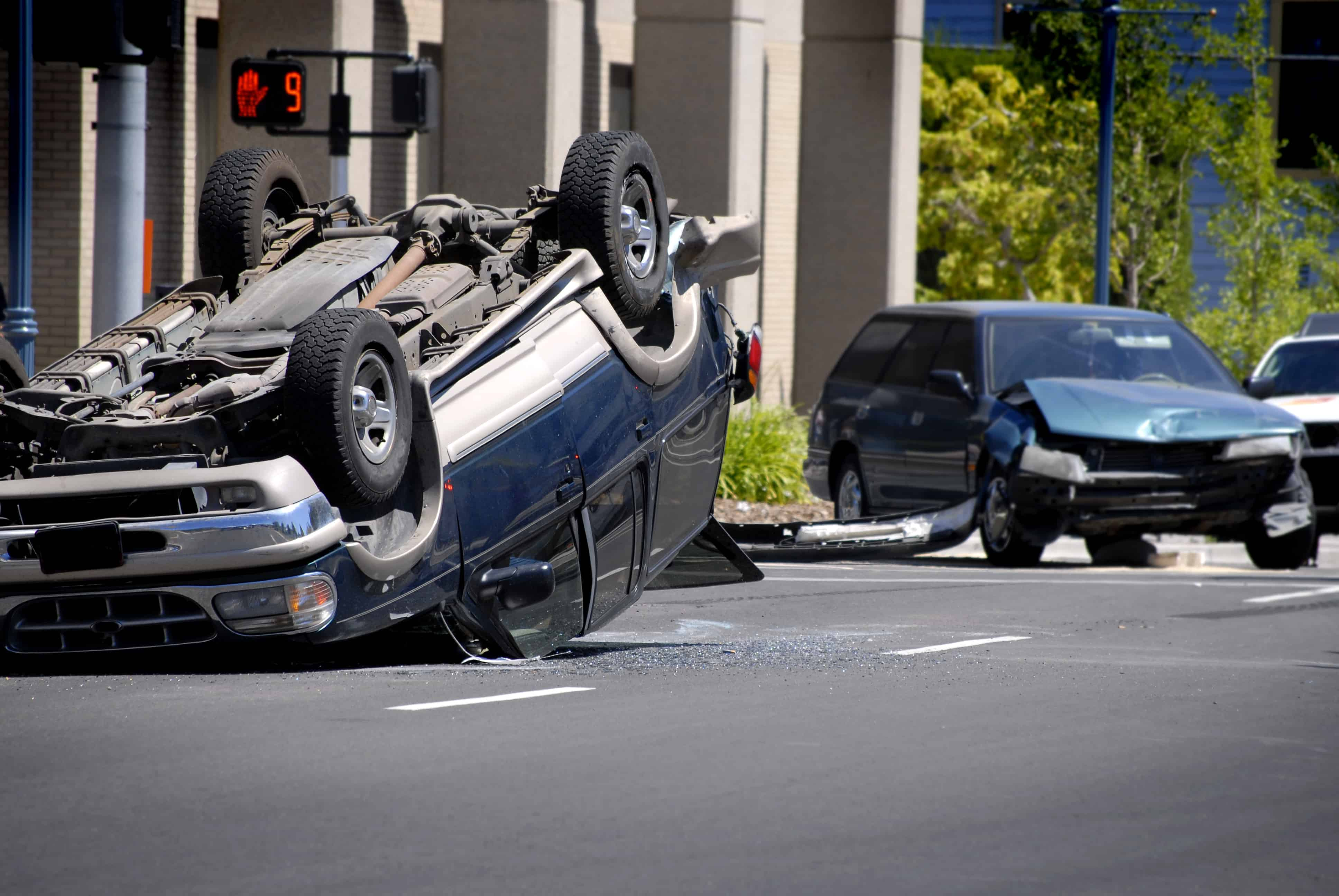 Woman Injured in Two-Vehicle Accident on Samoa Boulevard and G Street [Arcata, CA]