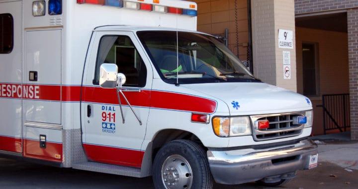2 People Hospitalized After Two-Vehicle Crash on Lyons Avenue [Santa Clarita, CA]