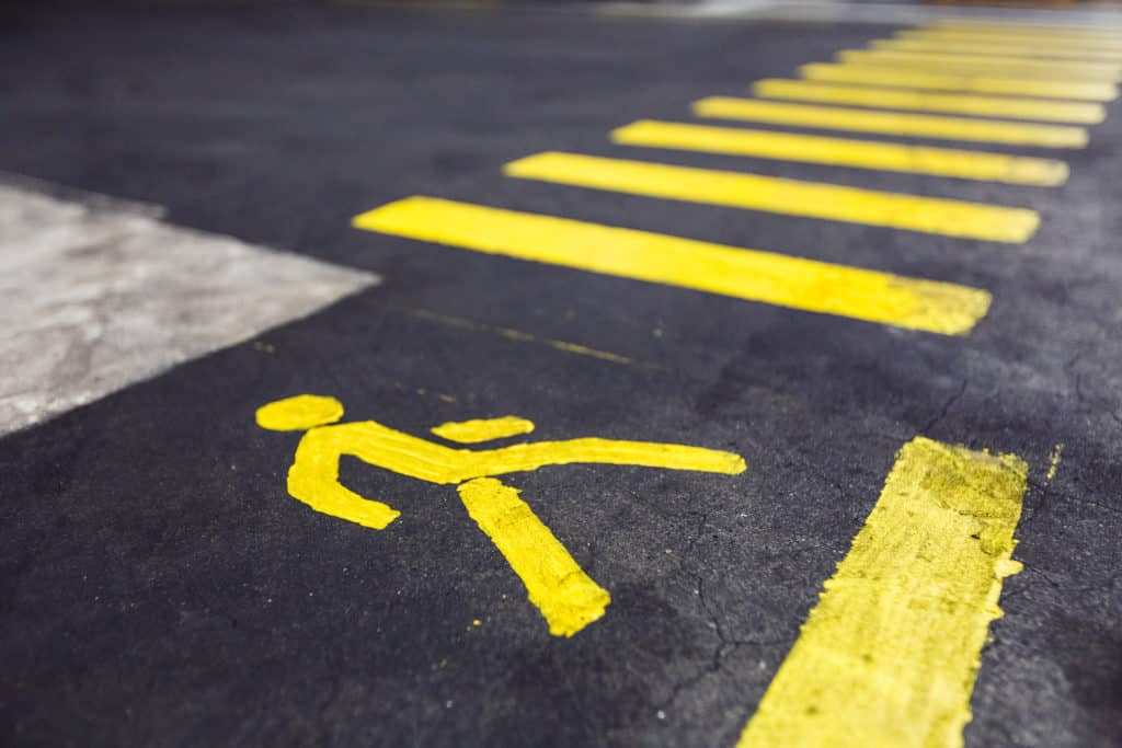 Pedestrian Dies in 210 Freeway Accident [Pasadena, CA]
