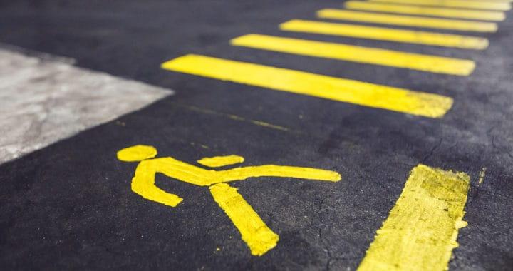 Man Dead in Pedestrian Crash on North Arrowhead Avenue [San Bernardino, CA]