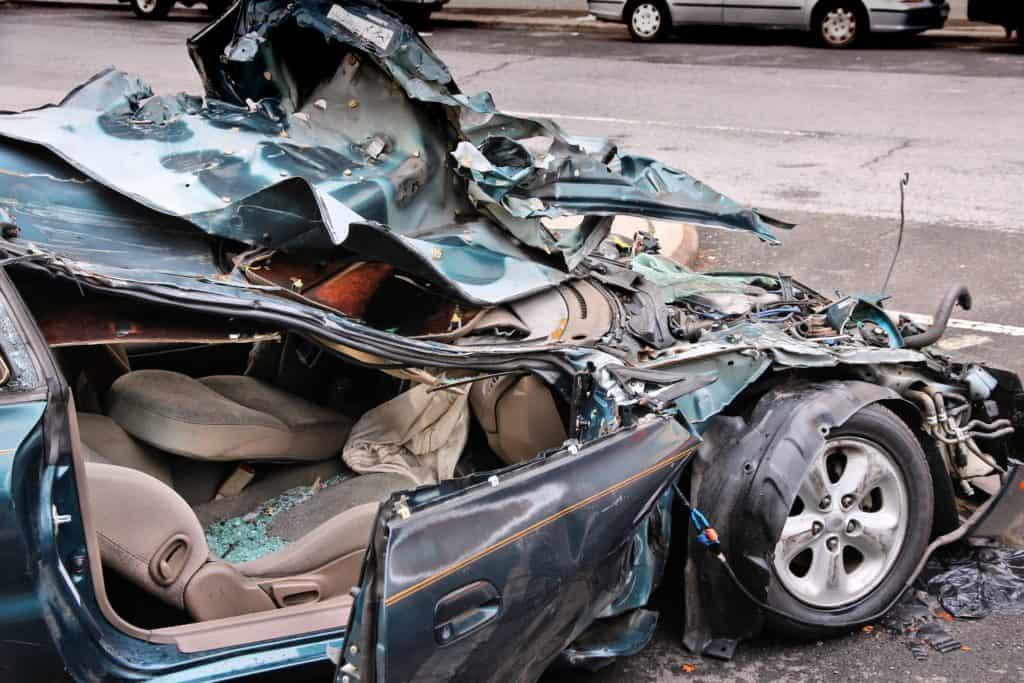 Seven Injured in Rollover Crash on Pacific Avenue [Tacoma, WA]