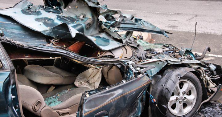 1 Person Killed, 4 Injured in Crash on Interstate 17 near Pinnacle Peak Road [Phoenix, AZ]