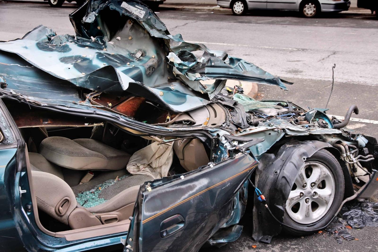 Woman Dies in Rollover Crash on Highway 1 [Marina, CA]