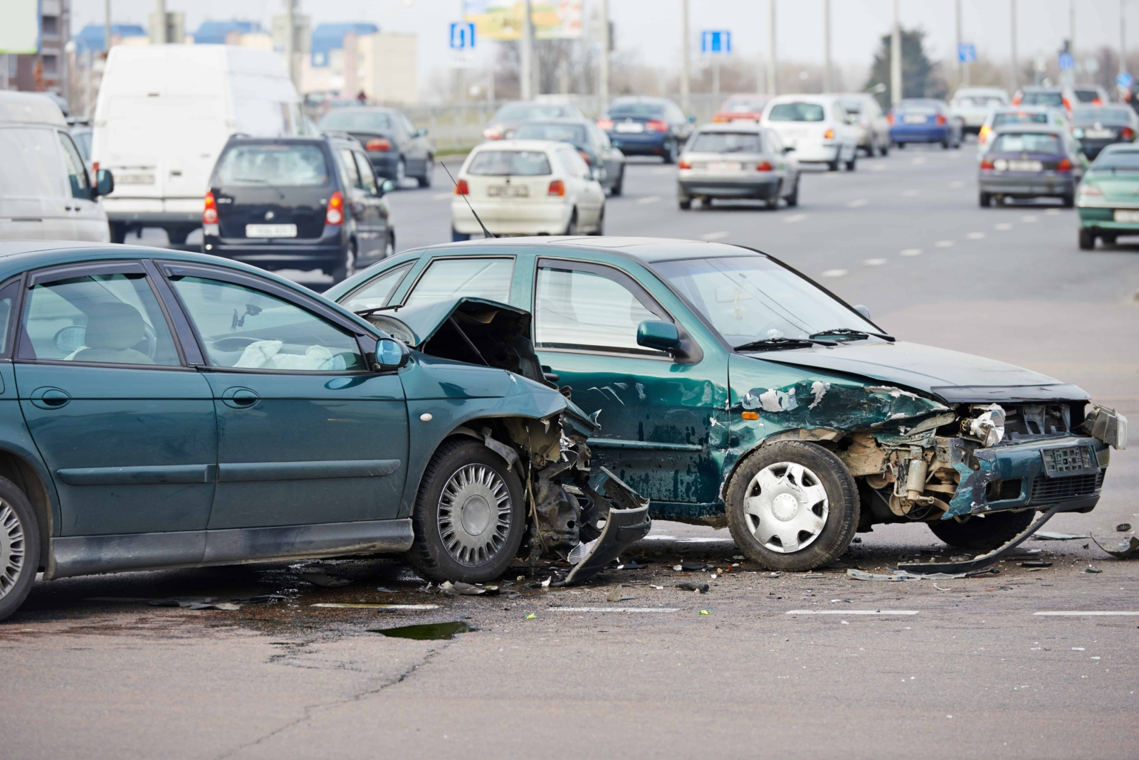 Woman Killed in Auto Accident on Highway 99 and Cohasset Road [Chico, CA]