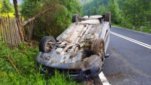 Whitehorn Man Killed in Solo Crash on Briceland Road [Garberville, CA]