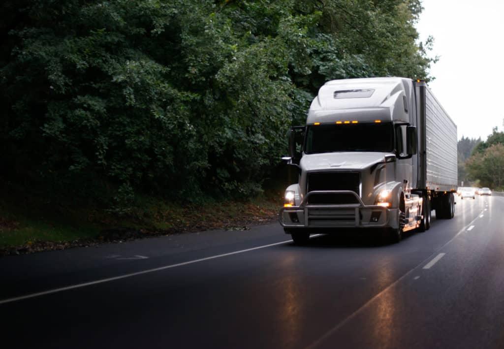 Passenger Dies in Semi-Truck Crash on Interstate 15 [Las Vegas, NV]