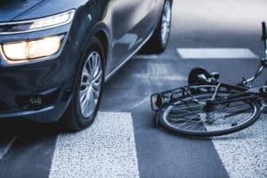 Cyclist Injured in Electric Bike Crash on Fulton Street in [San Francisco, CA]