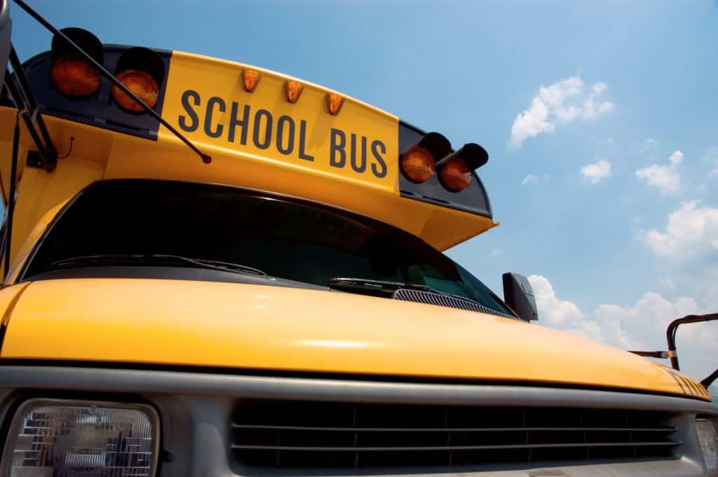 Children Injured in Kennewick School District Bus Crash on East 27th Avenue [Benton County, WA]