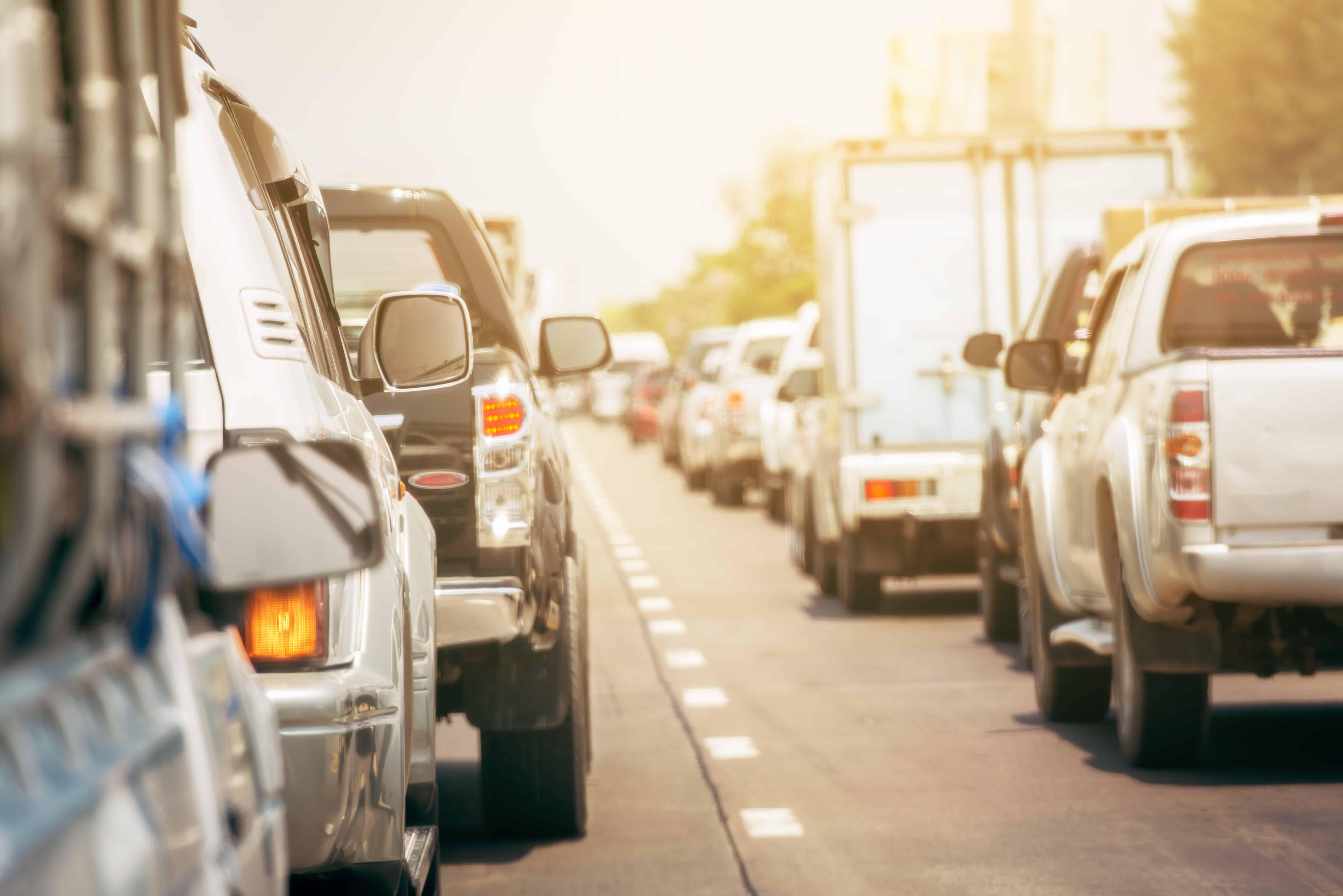 Multi-Vehicle Crash on Interstate 80 near Yerba Buena Island Slows Down Traffic [Oakland, CA]