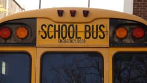 ALPINE, CA – Multiple Injuries after School Bus Accident on Tavern Road