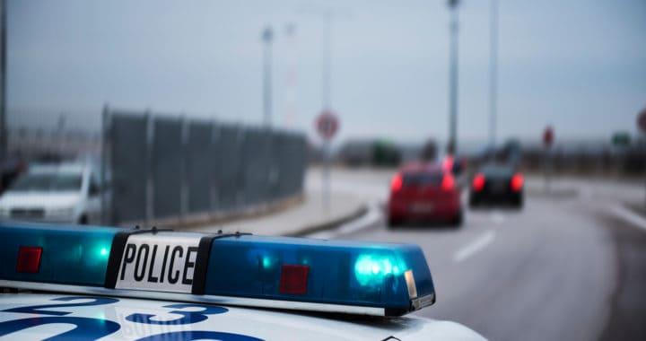 Police Responds to Major Crash near Hesperian Boulevard and West Street [Hayward, CA]