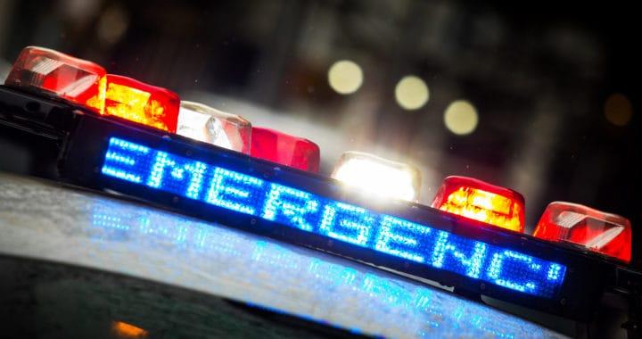 2 People Hospitalized After SUV Overturned in Crash on Rinaldi Street [Porter Ranch, CA]