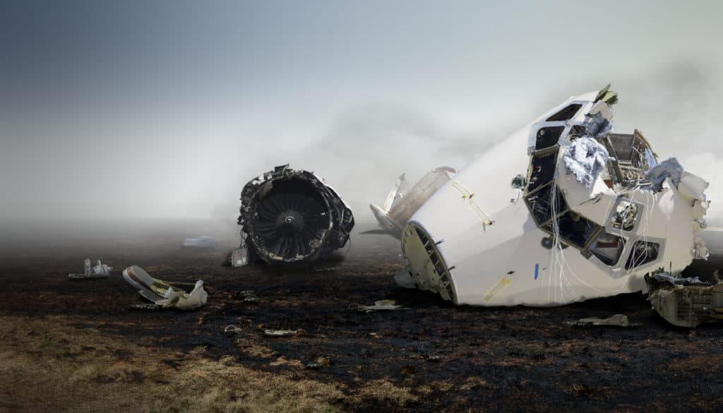 4 Killed in Jet Crash near the Ponderosa Golf Course [Truckee, CA]