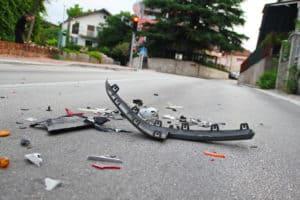 Driver Flees after Pile-up Crash on Stewart Street and Elkin Street [Sonora, CA]