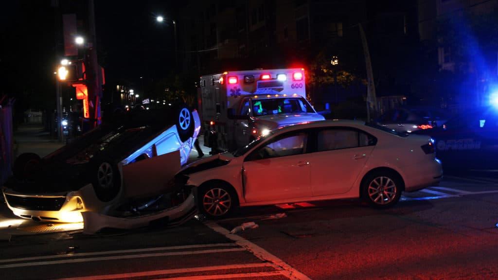 Multi-Vehicle Crash on Seventh and Missouri Avenues Injures Several People [Phoenix, AZ]