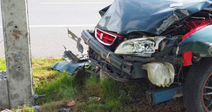 Man Killed in Car Crash on Borrego Springs Road near state Route 78 [Borrego Springs, CA]
