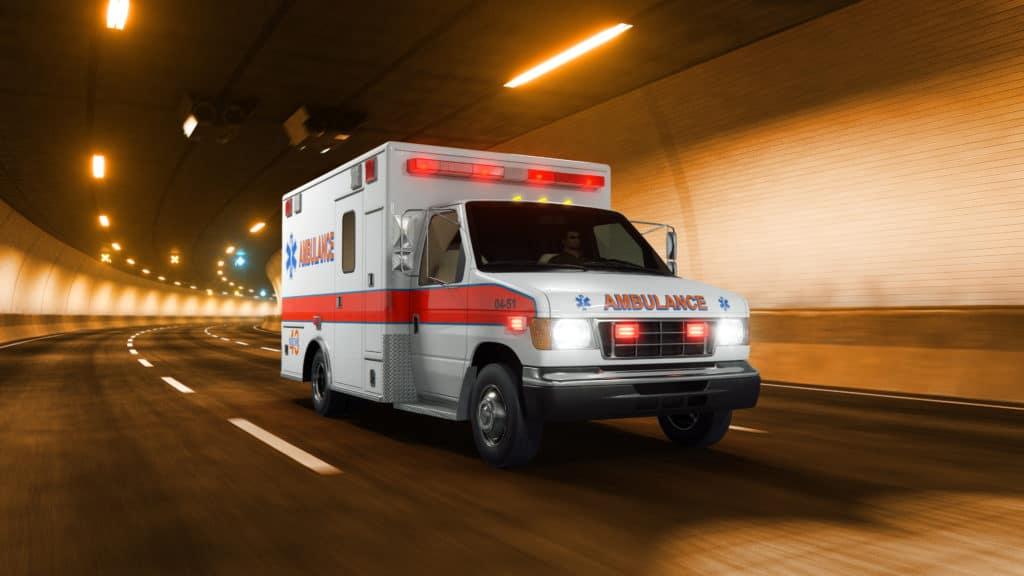 101 Freeway Multi-Vehicle Crash Injures One [Calabasas, CA]