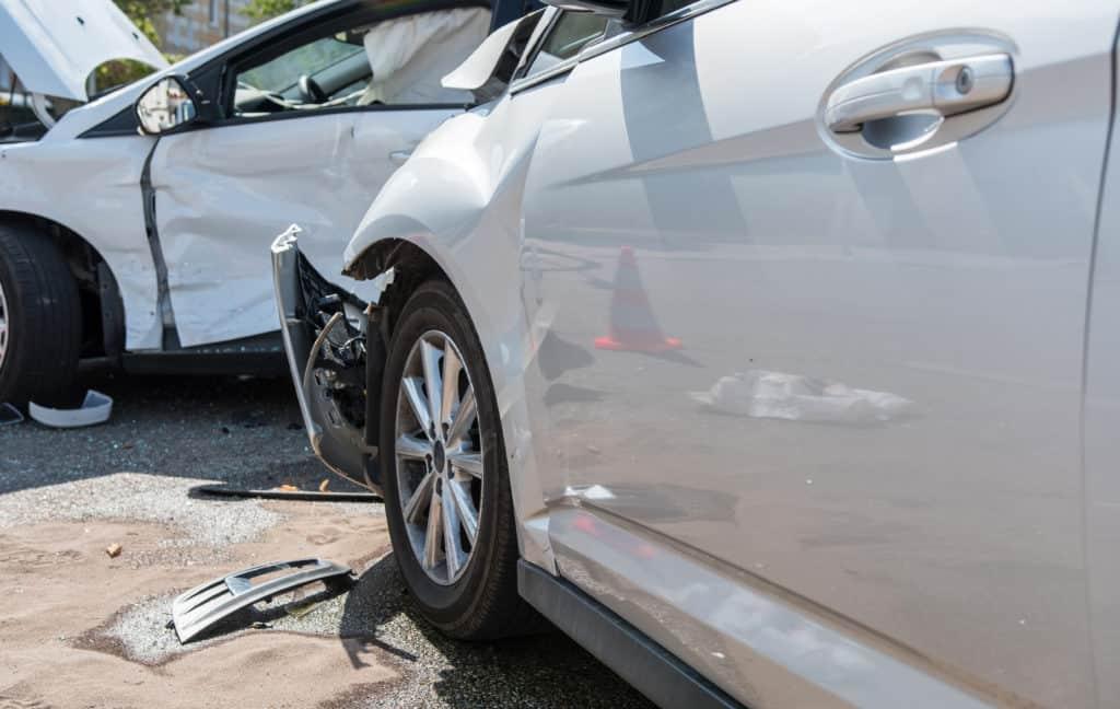 2 Injured in Four-Car Crash on Watt Avenue and Whitney Avenue [Arden-Arcade, CA]
