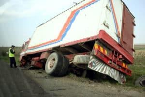 Fatal Big Rig Collision on Highway 25 near Bolsa Road [Gilroy, CA]