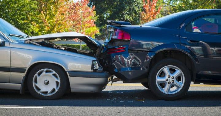 1 Person Killed in Two-Vehicle Crash on North Tampa Avenue [Northridge, CA]