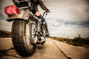 Rider Injured after Motorcycle Crash on 15 Freeway [Victorville, CA]