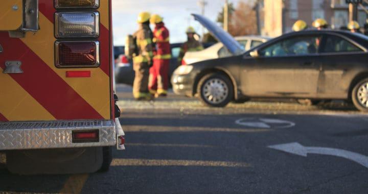 1 Critical in Two-Car Crash in Deer Creek Road [Pacific Coast Highway, CA]