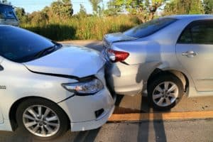 THERMALITO, CA - Woman Injured in Two-Car Crash at Grand Avenue and Tehama Avenue