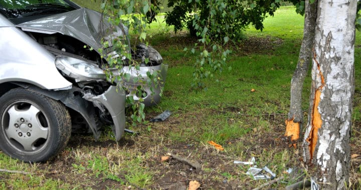 2 People Injured in Crash on Mosquito Ridge Road [Placer County, CA]
