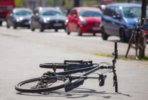 10-Year-Old on Bicycle Injured in Collision with School Bus on Fairburn Street and Peach Avenue [Hesperia, CA]