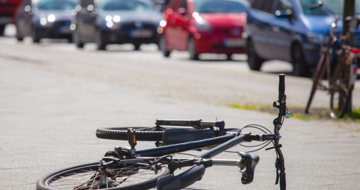 Male Cyclist Critical in SUV Crash on Merrill Avenue [Fontana, CA]