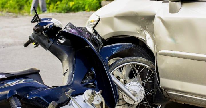 Two Vehicles Involved in Crash on Sunset Avenue near Merganser Drive [Suisun City, CA]