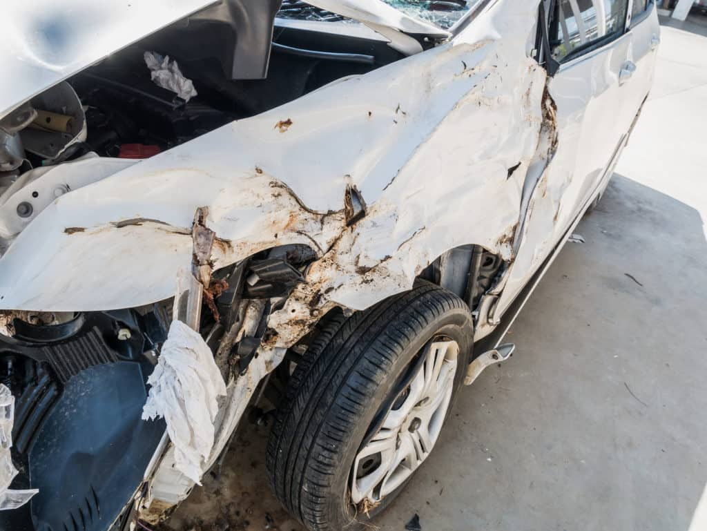 Woman Dies in Head-On Collision on Highway 29, Another Woman Injured [Kelseyville, CA]