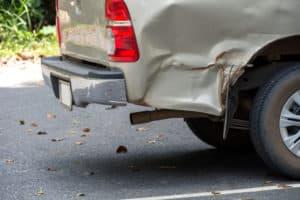Major Damage Sustained in Crash on El Mirage Road [Adelanto, CA]