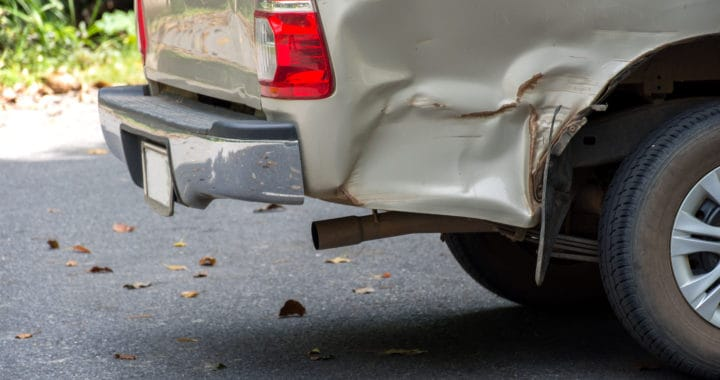 20-Year-Old Critical in Minivan Crash on North Ninth Street [Modesto, CA]