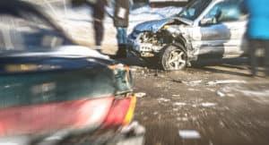 7 Hurt, Including Children, Following 3-Car Crash on Lassen Street [Chatsworth, CA]