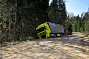Semi-Truck Crash on Highway 101 [Woodland Hills, CA]