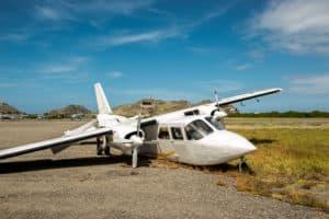 One Injured after Small Plane Crash near Boulder City Municipal Airport [Boulder City, NV]