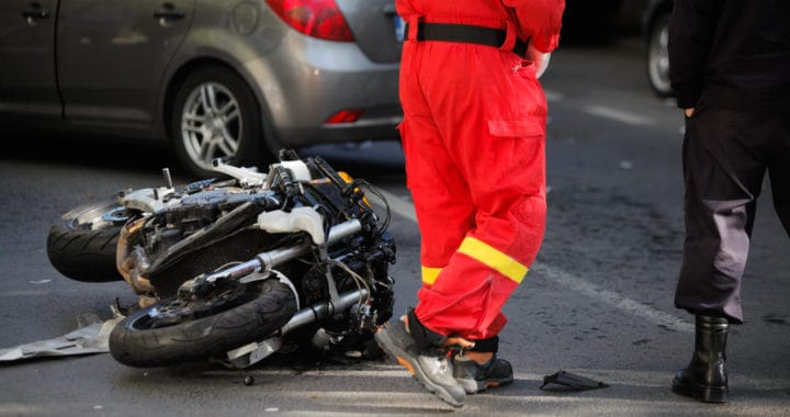 Man Killed in Motorcycle Accident on Highway 14 and Avenue A [Antelope Valley, CA]