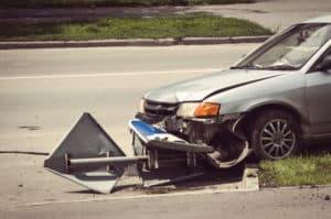 1 Motorist Injured in Vehicle Crash on Salinas Road Off-Ramp to SR1 [Watsonville, CA]
