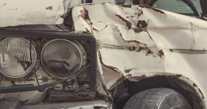 Four Injured in Head-On Crash on Highway 25 [Gilroy, CA]